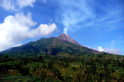 All About Mount Merapi Yogyakarta