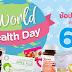 สุขภาพดีต้อนรับวันอนามัยโลก 2561 ที่ วัตสันออนไลน์ 5 – 8 เม.ย. นี้ ช้อปผลิตภัณฑ์เพื่อสุขภาพ ลดสูงสุด 60%