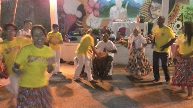 Danças, ritmos e consciência negra em Cananéia