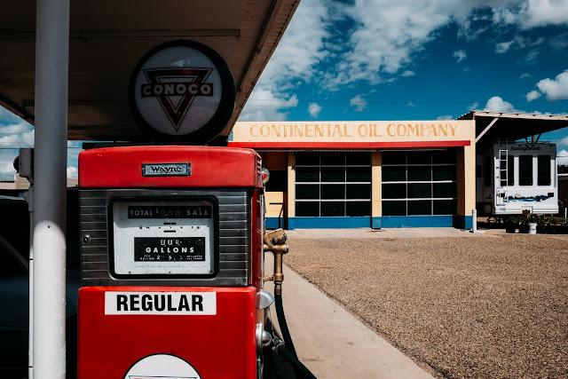 Route 66, distributore di benzina