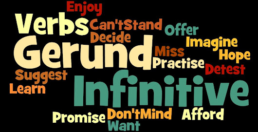 Gerund or Infinitive?