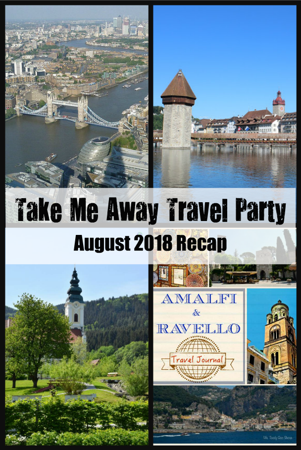 Take Me Away Travel Link Party Recap