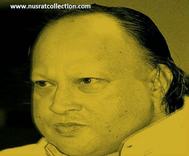 Allah Hu Allah Hu Pure Ecstasy Mp3 Version by Nusrat Fateh Ali Khan