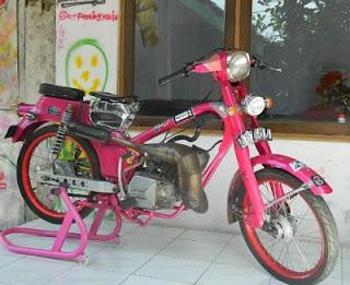 bengkel servis Yamaha V 75