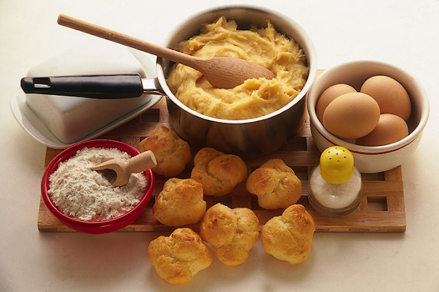 Italian bigné recipe