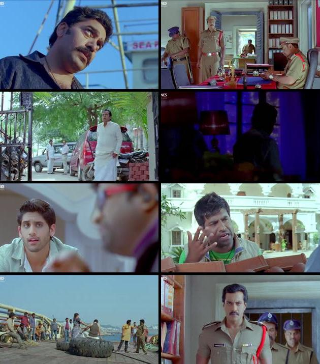 Thadaka 2016 Hindi Dubbed 480p HDRip