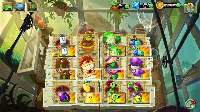 Plants vs Zombies 2 Full Tiền vàng