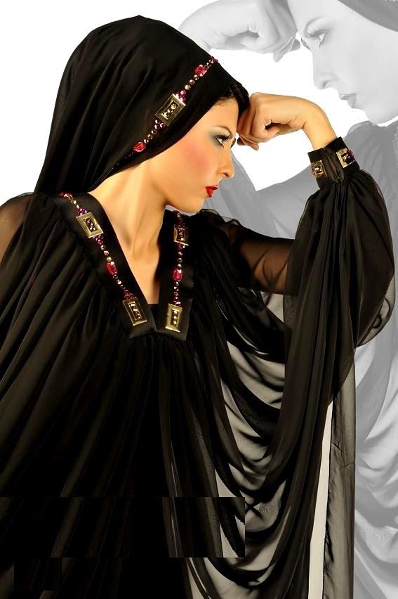 46edb6e79b888 عبايات سوداء سعودي