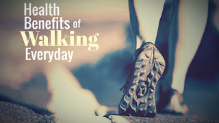Health Benefits of 1 Hour Walking Every Day