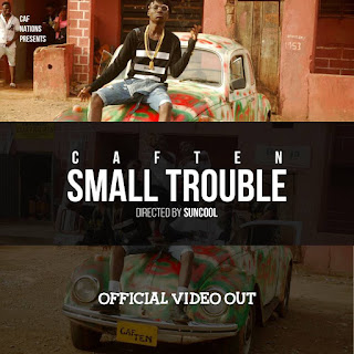 Caften small trouble video