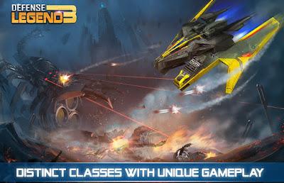 Defense Legend 3: Future War Apk + Mod For Android Unlimited Money