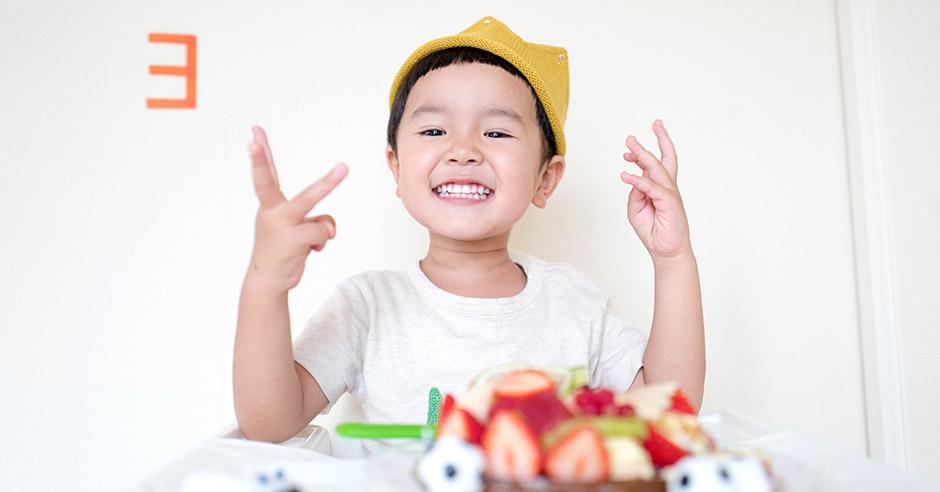 3歳児への誕生日プレゼントおすすめの選び方