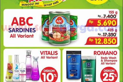 Katalog Promo Rita Pasaraya Supermarket Terbaru 7 - 13 Januari 2019