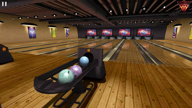 Galaxy Bowling ™ 3D Free v9.3 Apk For Android