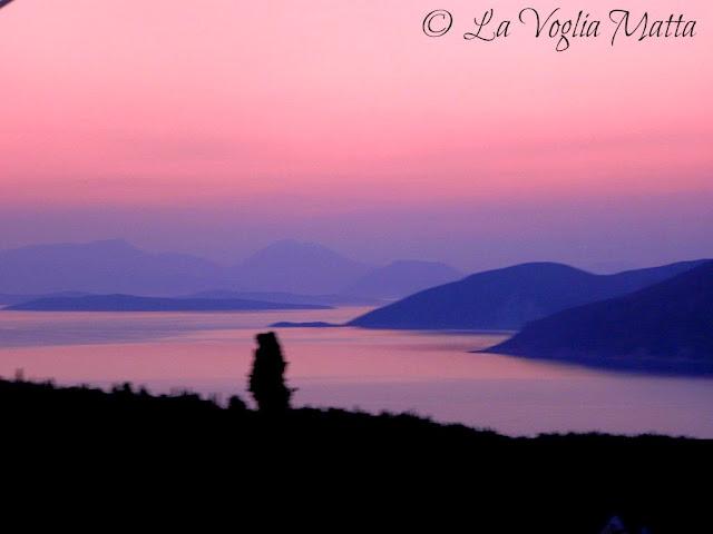 tramonto verso Itaca