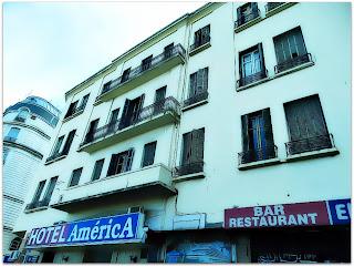 Tempo de Valentes - Gran Hotel America, Buenos Aires
