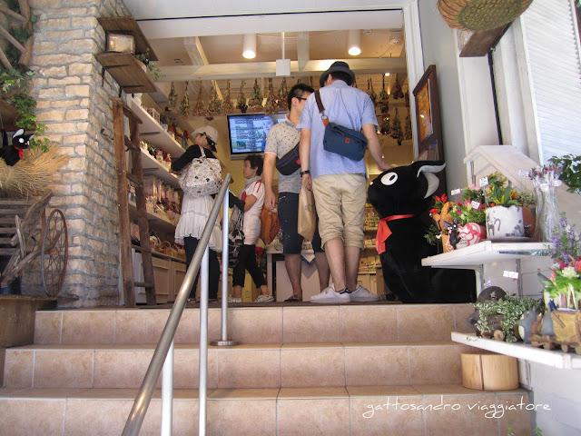 Studio Ghibli shop Kamakura