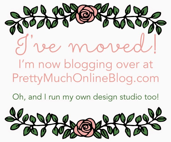 I've moved to http://www.PrettyMuchOnlinBlog.com