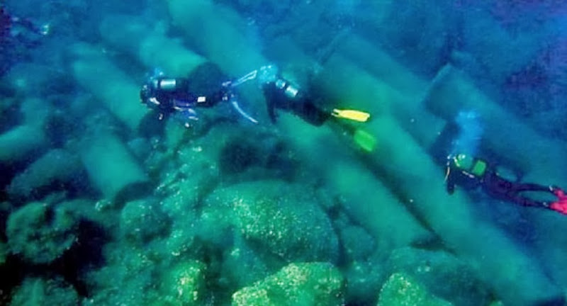 Greece to open archaeological diving parks