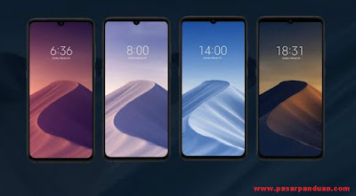 Pilihan Warna Xiaomi Mi 9