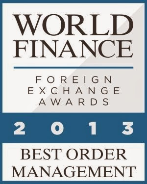 anugerah exness, exness award Best Order Management 2013 World Finance