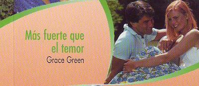 Grace Green - Más Fuerte Que El Temor