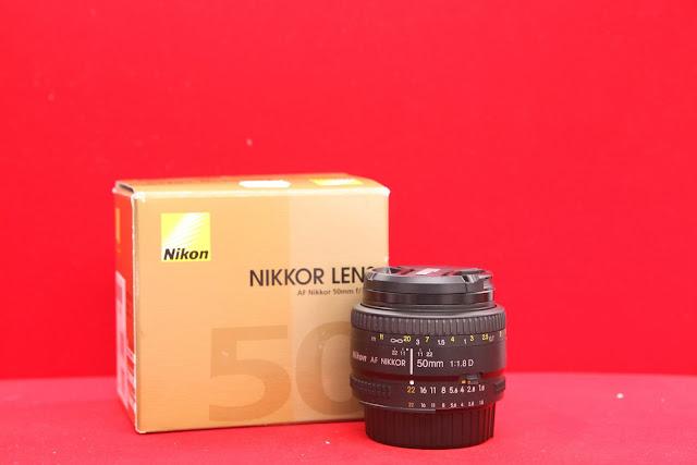 Cho thuê Lens Nikon 50 1.8 D - Chụp chân dung, sản phẩm, côn trùng, cây cảnh: 45k/ngày
