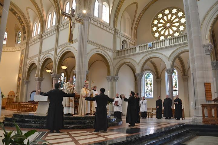 Saint Vincent Archabbey Vocation Blog: Jul 5, 2012