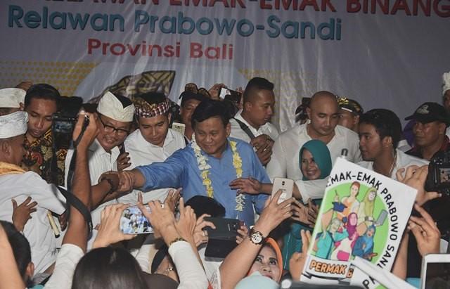 Prabowo: Ada yang Kaget Rumah Sakit Belum Dibayar