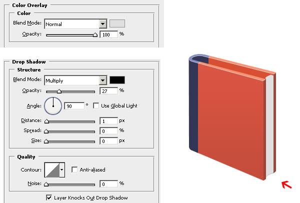Tutorial yang akan memandu anda dalam menciptakan  Cara menciptakan Cover Buku/E-book 3D dengan Photoshop