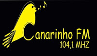 Rádio Canarinho FM 104,1 de Diamantina MG