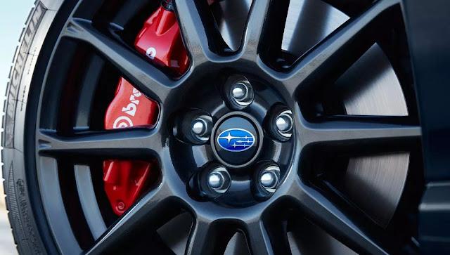 2017 Subaru BRZ STI Sport Concept