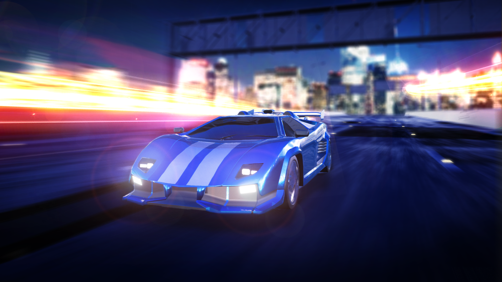 The Edge: Night Driver (iOS, Android)