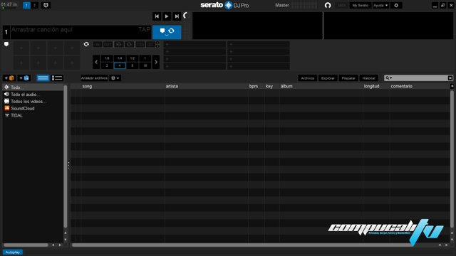 Serato DJ 2.1.0 Build 210791 Final Profesional Español