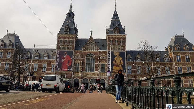 Museu Rijksmuseum - O que fazer em Amsterdam: 28 atrativos