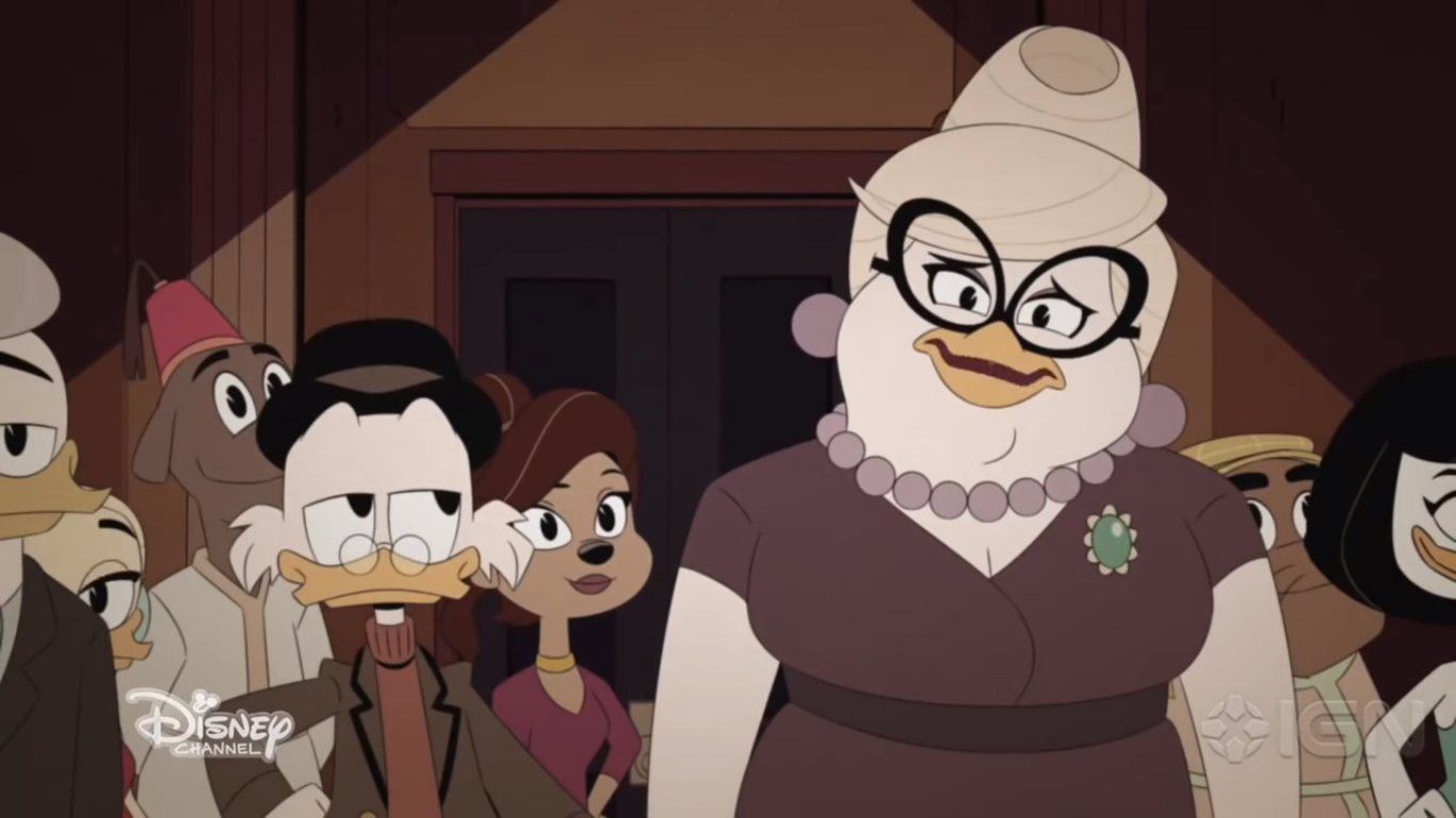 UK: David Tennant Stars In DuckTales - From The Confidential