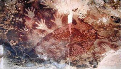 Lukisan gua leang-leang, sukabumi