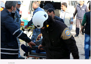 US freezes funding to White Helmets