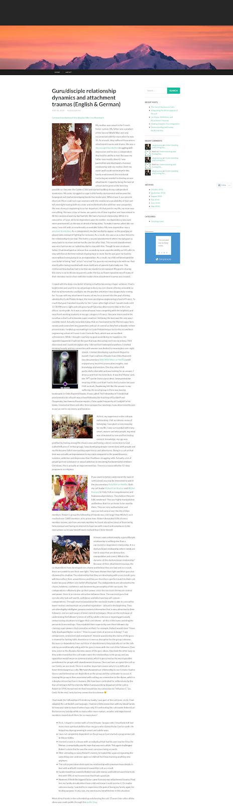 ale gicqueaux blog