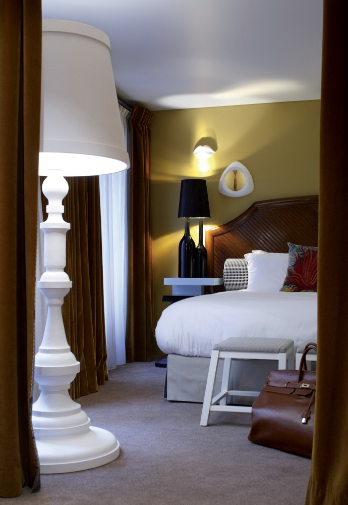 La guarida de bam peque os hoteles en par s for Hoteles diseno paris