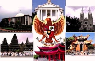 Pluralisme Perbedaan Agama di Indonesia