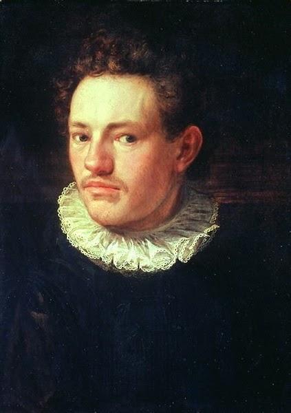 Autorretrato - Hans Von Aachen e suas pinturas ~ Um grande pintor do estilo maneirista