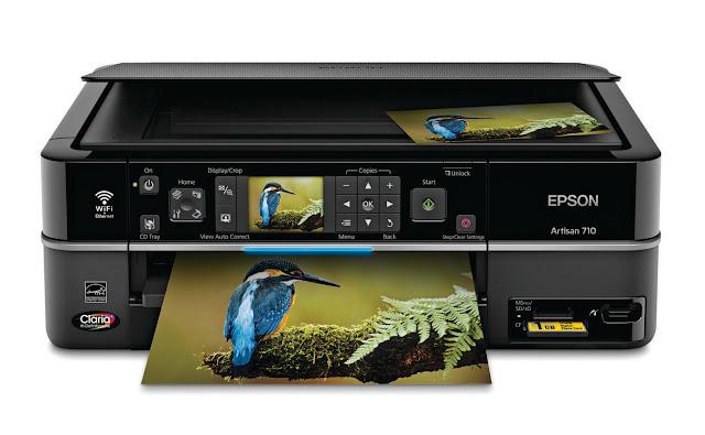 cetak foto dengan printer epson