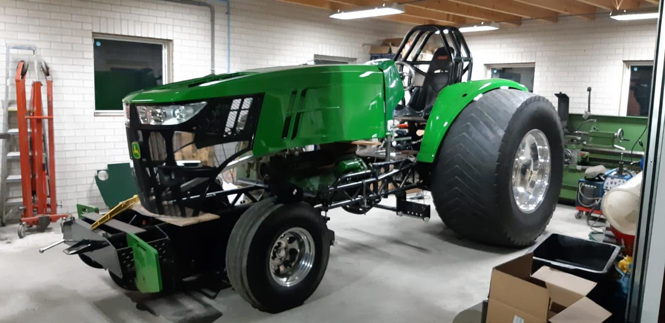 Tractor Pulling News - Pullingworld com: ,,Project X´´ the