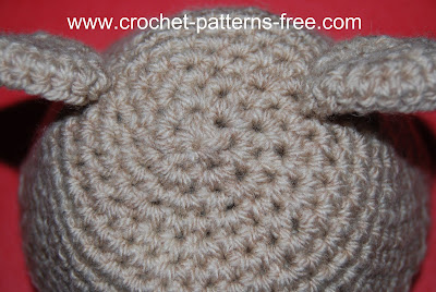 animal crochet hat pattern free baby hat with ears