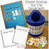 Stick to Good Behavior: Sticker Board Classroom Management Motivator