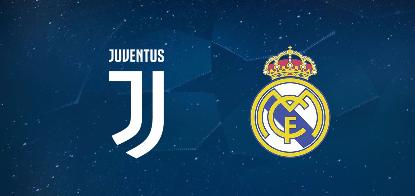 Dove Vedere JUVENTUS-REAL MADRID Streaming Gratis Video Online con Mediaset e Canale 20 in chiaro