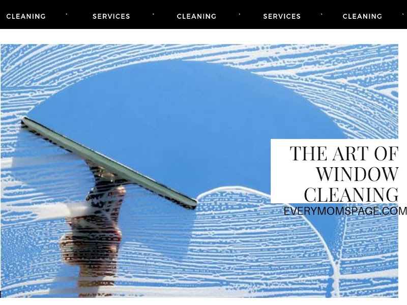 The Art of Window Cleaning