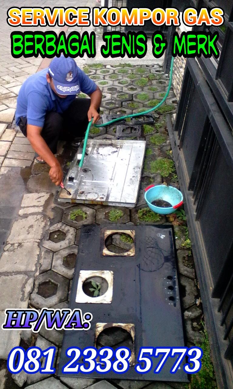 SERVICE SERVIS KOMPOR GAS DI MALANG
