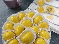 Resep Durian Cookies aka Nastar Isi Durian dan Cara Membuatnya